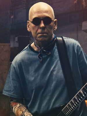 John Lol Cooper Band Member