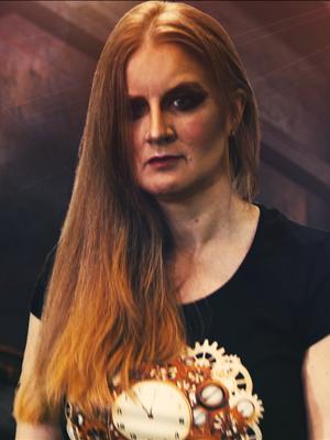 Kirsten Lol Cooper Band Member