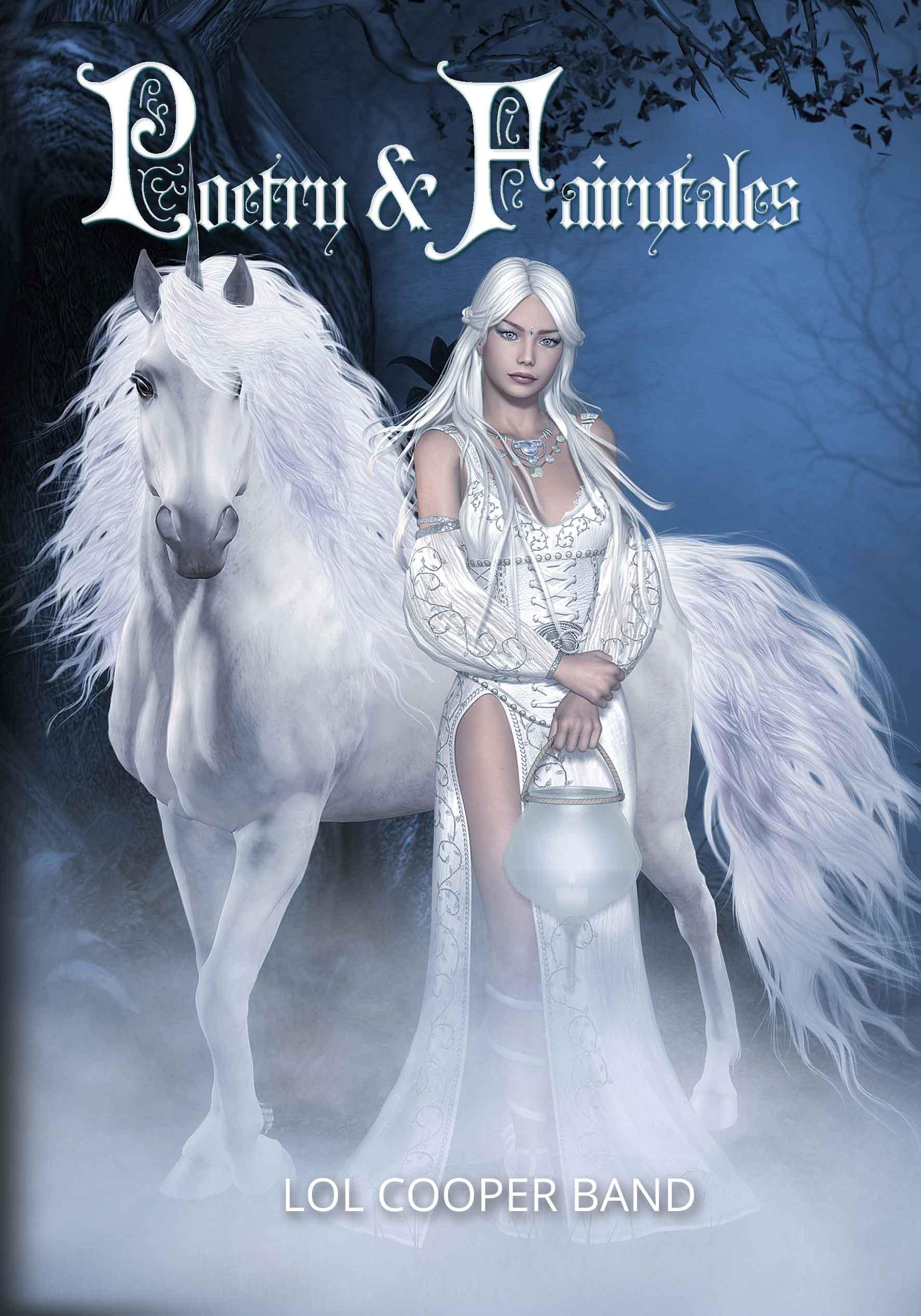 Poetry & Fairytales Book, CD Album & Music Video
