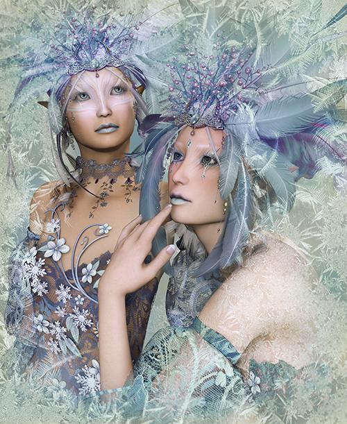 Fairytale Elves Image